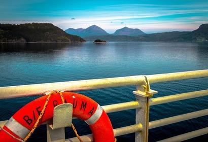La Norvège au fil de l'eau, voyage Europe