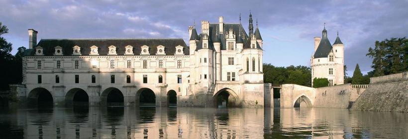 Voyage en France : La vallée des rois en Famille, voyage Europe