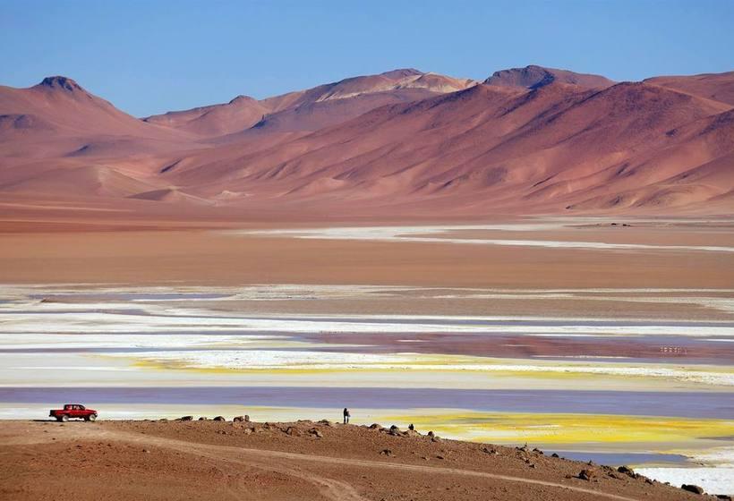 Exploration de l'Altiplano - D'Atacama à Uyuni, voyage Amérique du Sud