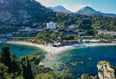 Escapade en Sicile - Séjour au Grand Hôtel Timeo, voyage Europe