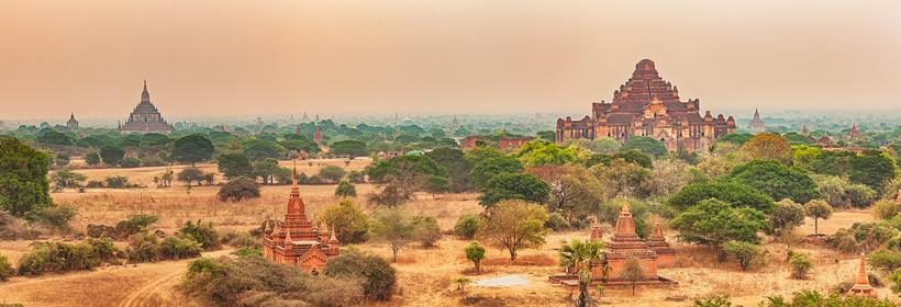 Grand tour de Birmanie, voyage Asie et Océanie