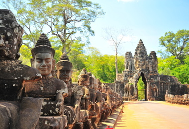 Panorama du Cambodge en famille, voyage Asie et Océanie