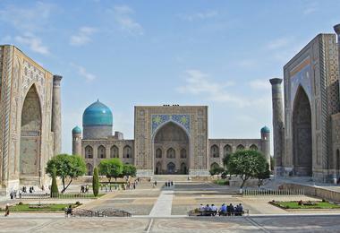 De Khiva à Samarcande, en petit groupe, voyage Asie et Océanie