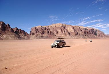 Autotour en Jordanie : Sur les traces de Lawrence d'Arabie, voyage Moyen-Orient