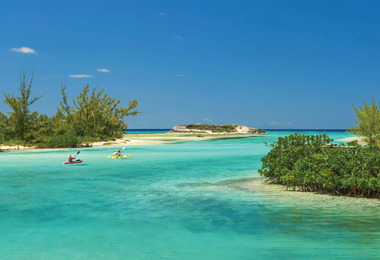 Le grand tour des Bahamas : combiné 4 îles, voyage Amérique du Nord