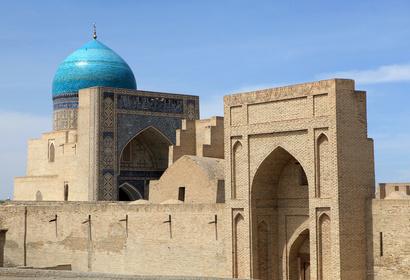 Parfums de l'Ouzbékistan, voyage Asie et Océanie