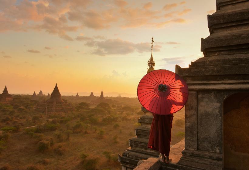 Voyage en Birmanie en toute liberté, voyage Asie et Océanie