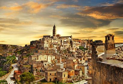 Autotour dans le sud de l'italie : Les Pouilles, voyage Europe