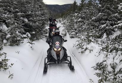 Séjour motoneige au Canada - Plaisirs d'Hiver, voyage Amérique du Nord