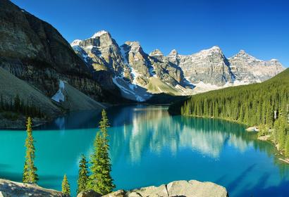 Les Rocheuses Canadiennes, voyage Amérique du Nord