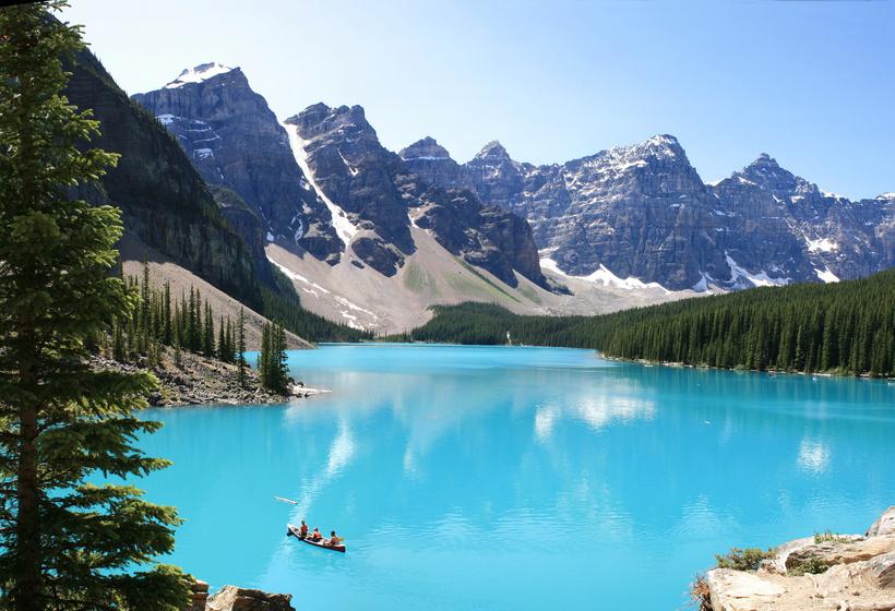 Voyage au Canada : Incontournable Ouest Canadien, voyage Amérique du Nord