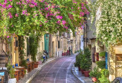 Culture, croisière et plages à Athènes, voyage Europe