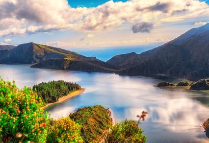 Voyage aux Açores : Autotour au cœur des volcans de São Miguel, voyage Europe
