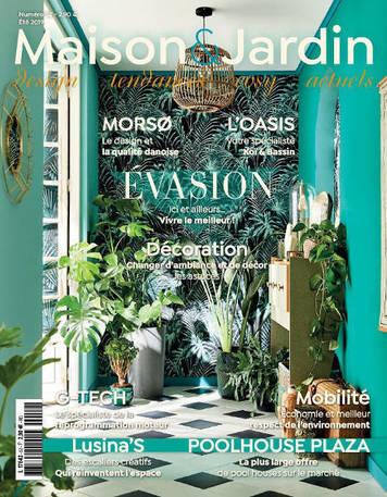 Maison & Jardins Actuels 52 - Été 2019