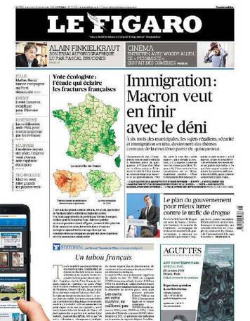 Le Figaro - Mercredi 18 septembre 2019